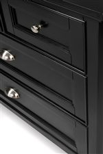 Recessed Panel Drawer Fronts
