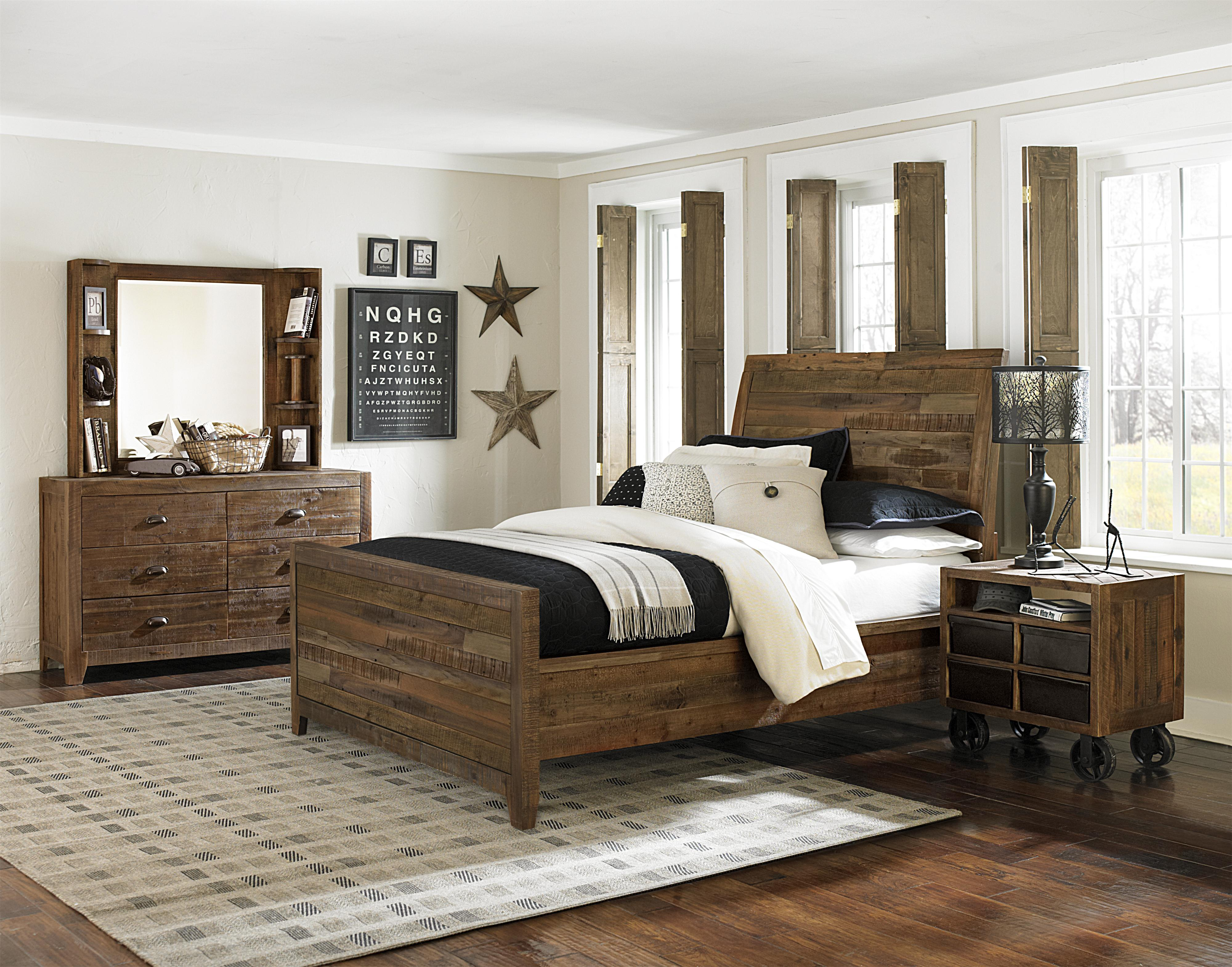Next Generation by Magnussen Braxton Full Bedroom Group - Item Number: Y2377 F Bedroom Group 2