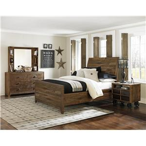Next Generation by Magnussen Braxton Twin Bedroom Group