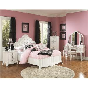 Next Generation by Magnussen Gabrielle Youth Twin Bedroom Group