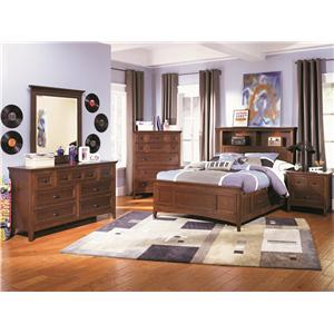 Next Generation by Magnussen Riley Bedroom Group