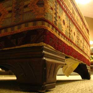 Norwalk Centennial Ottoman