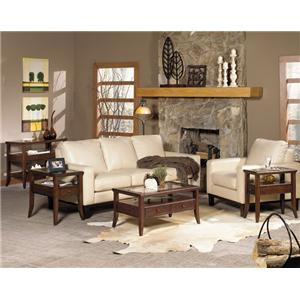Null Furniture 3011 Table Group Stationary Living Room Group