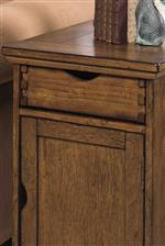 Tray-Style Drawers
