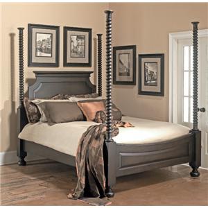Custom Canopy Bed old biscayne designs custom design solid wood beds giselle carved