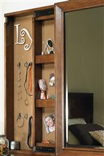 Hidden Storage in a Mirror Makes the Most of Smaller Spaces