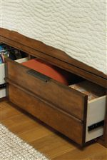Underbed Storage Options Allow You to Customize a Room for Your Particular Needs