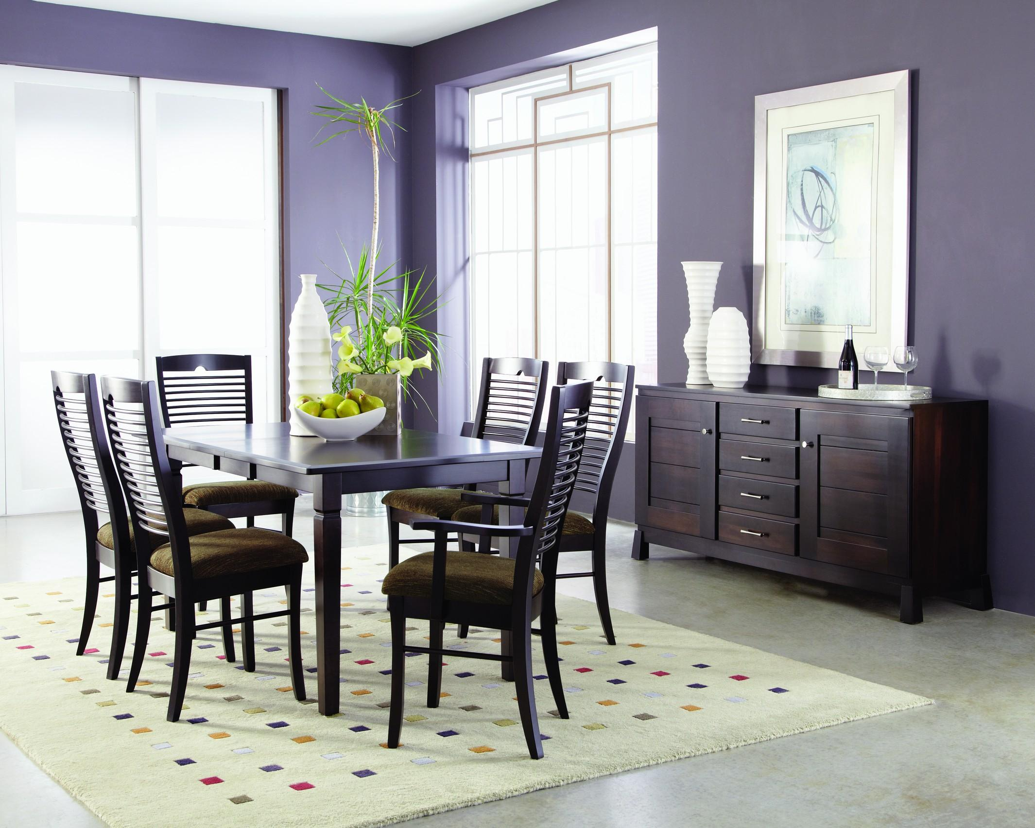 Romeo Formal Dining Room Group by Palettes by Winesburg at Dinette Depot