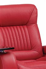 Tight Channel-Tufted Seat Back