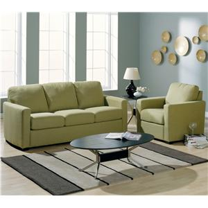 Palliser Carlten  Stationary Living Room Group