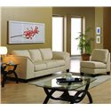 Palliser Cato Stationary Living Room Group - Item Number: 70493 Living Room Group 1
