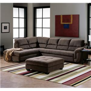 Palliser Cincinnati Stationary Living Room Group