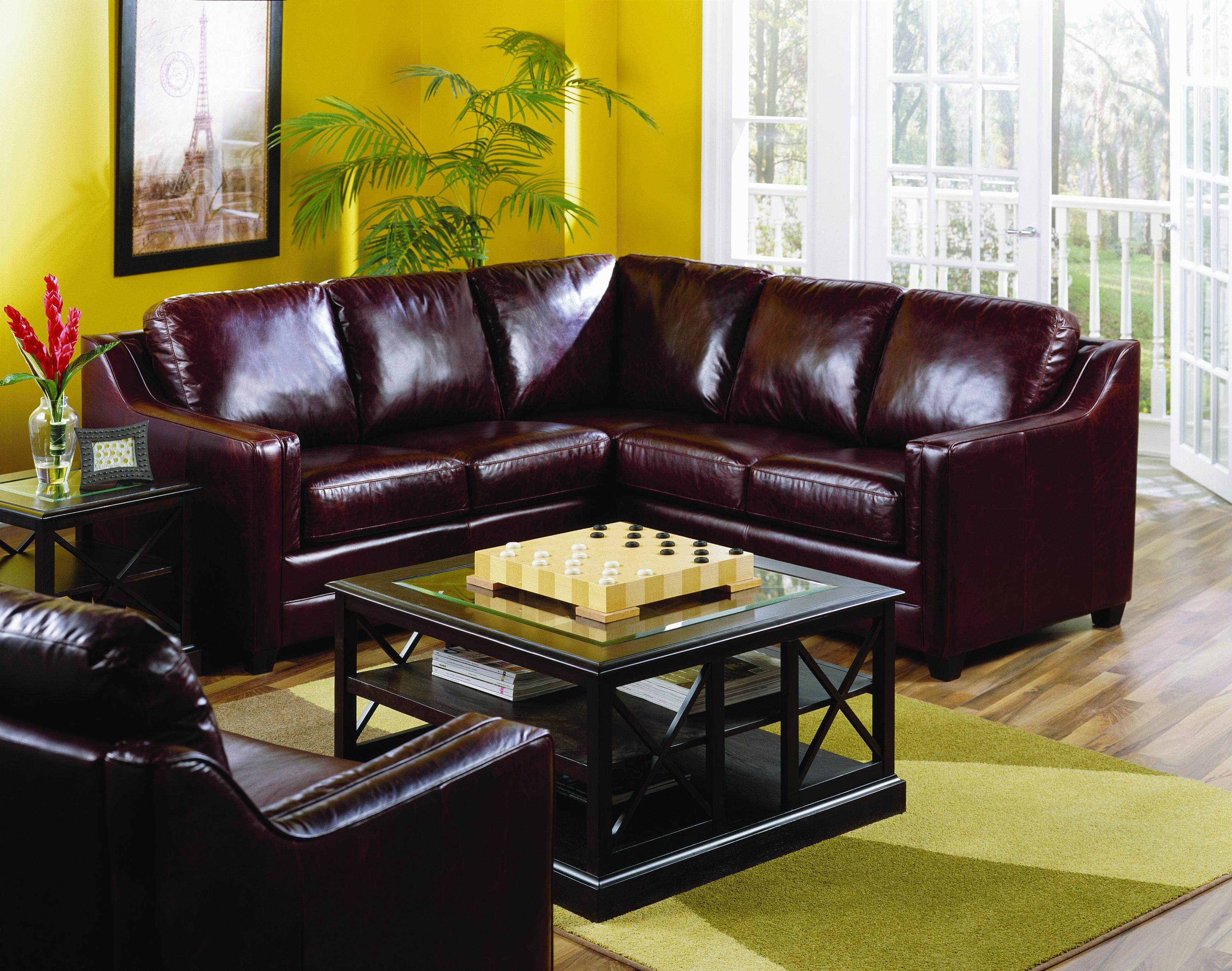 Palliser Corissa Contemporary Sectional Sofa Jordan s Home