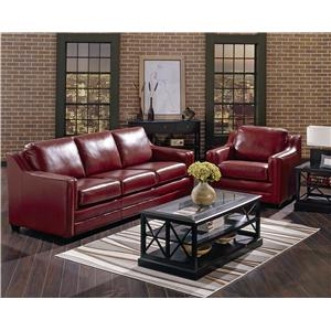 Palliser Corissa Stationary Living Room Group