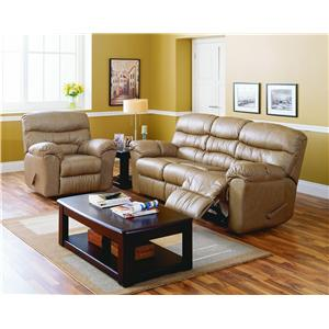 Palliser Hollywood Reclining Living Room Group