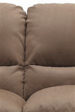 Ultra Comfortable Split Back Cushions