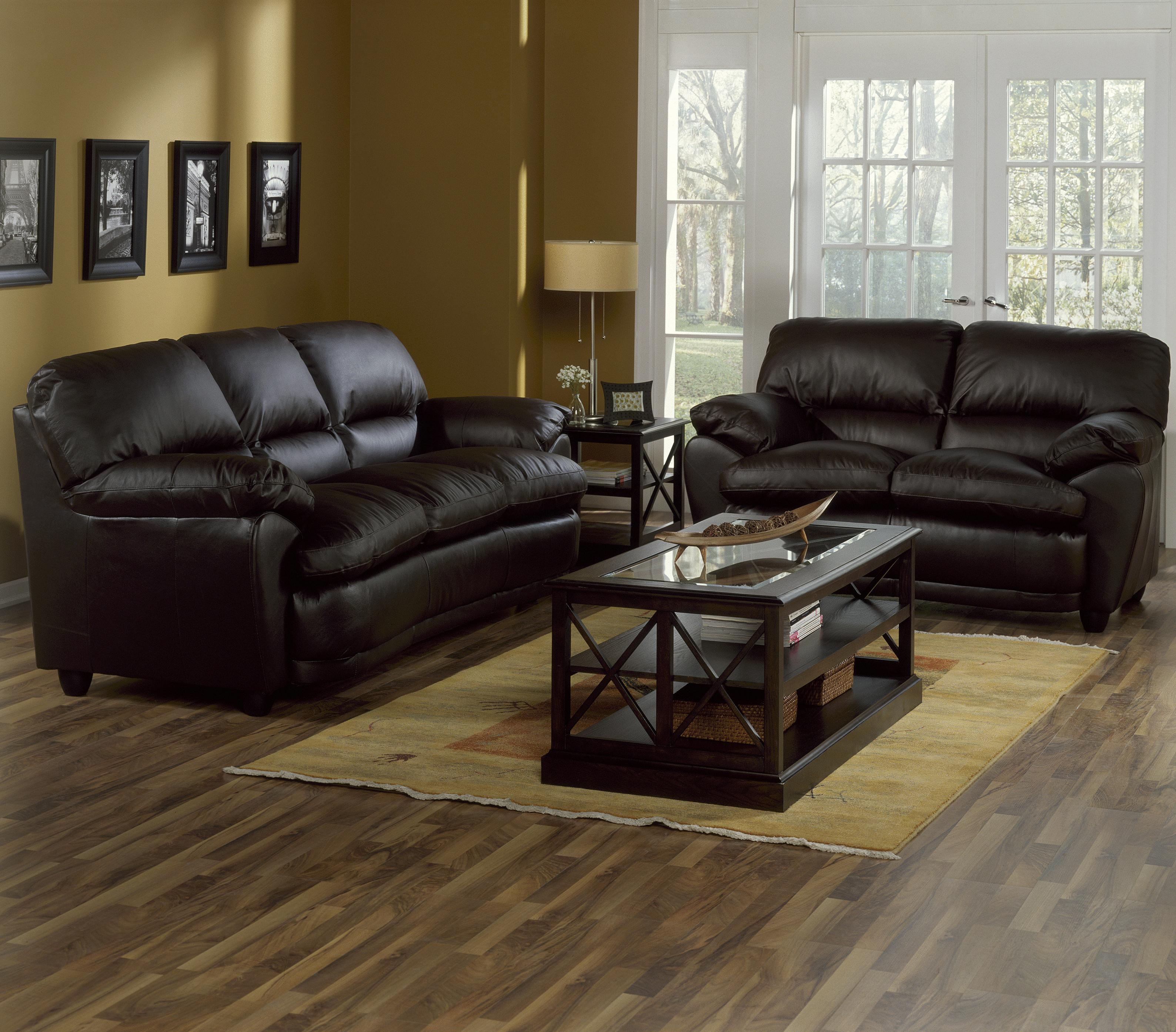 Living Room Furniture Northern Va: Palliser Harley Stationary Living Room Group