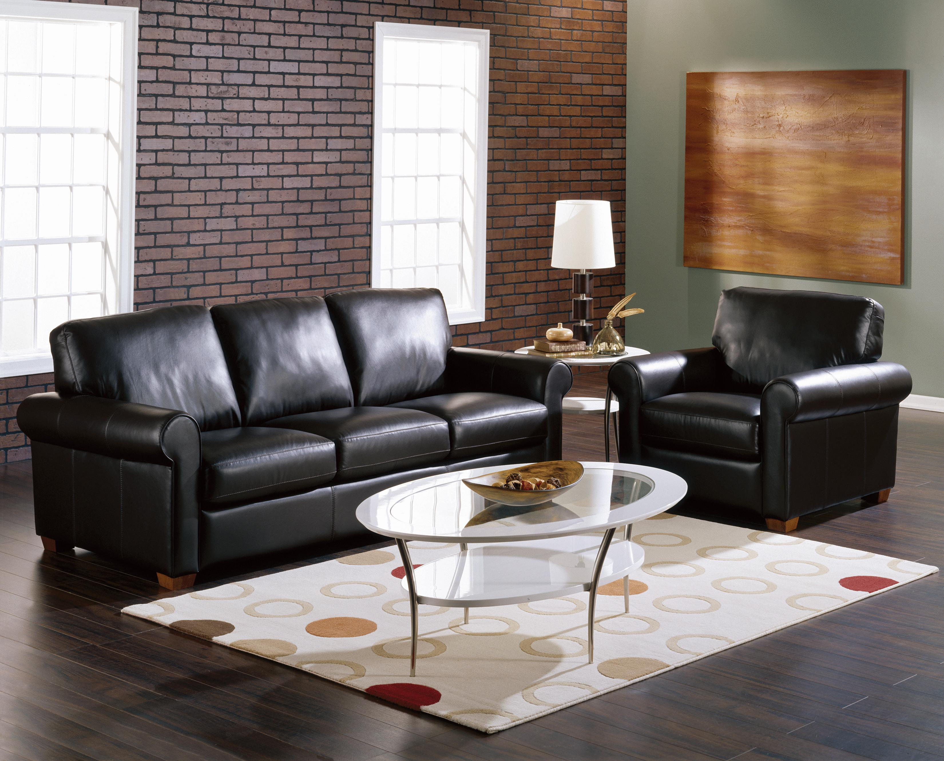 Dixie Transitional 2 pc Sectional Sofa with LHF Sofa Split