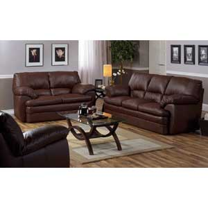 Palliser Marcella 77563 Leather Pillow Cushion Love Seat