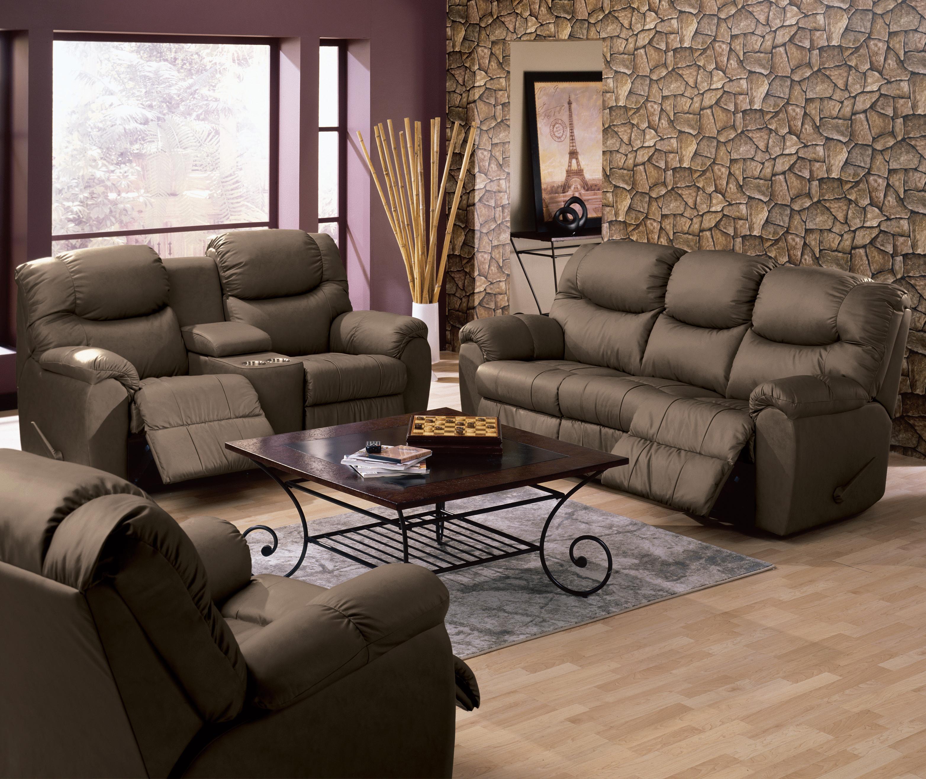 Palliser Regent Reclining Living Room Group Turk Furniture