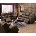 Palliser Regent Reclining Living Room Group - Item Number: Fabric Living Room Group 1