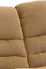 High Split Back Cushions