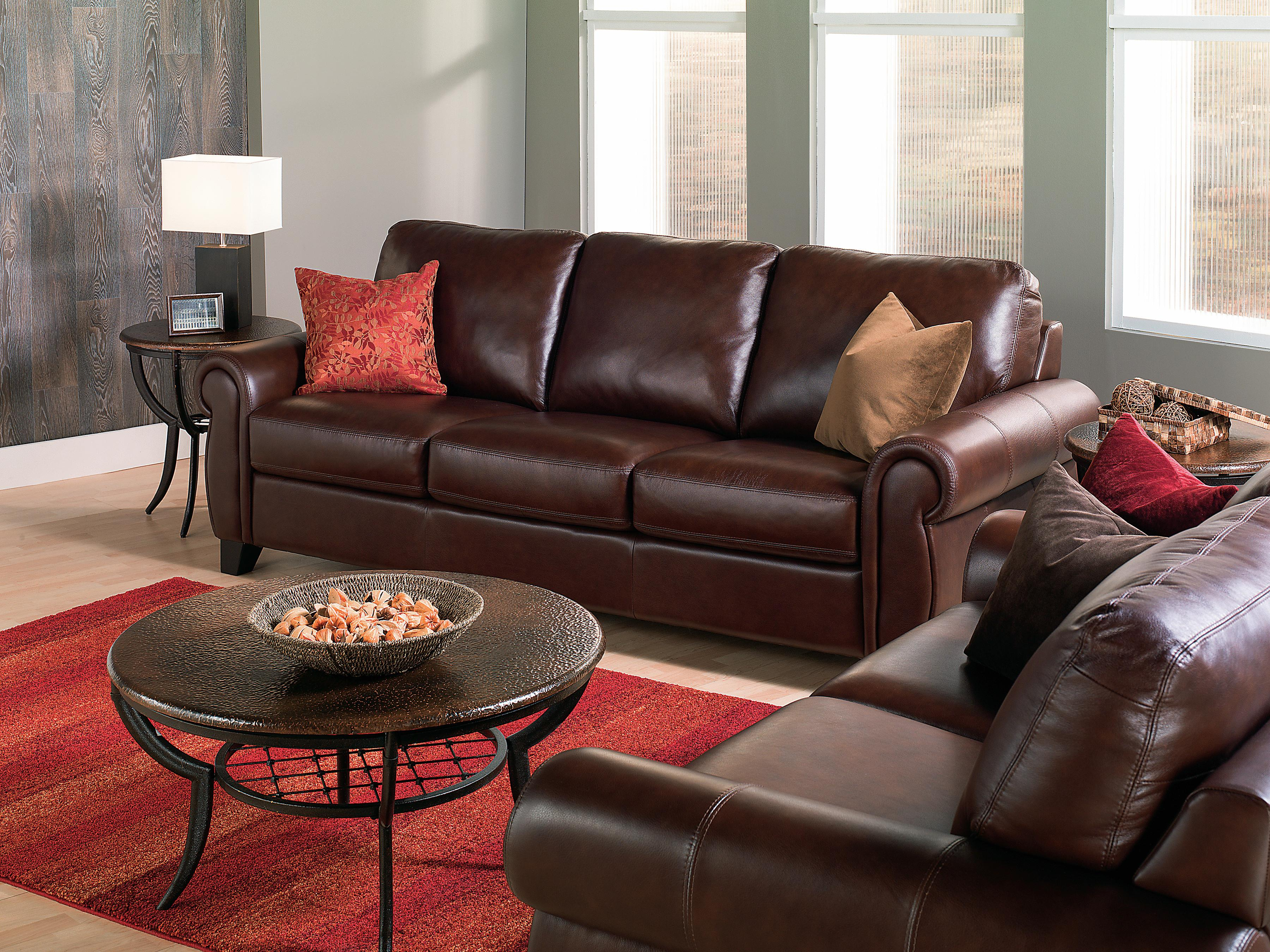 Palliser Willowbrook Stationary Living Room Group - Item Number: 77428 Living Room Group 1