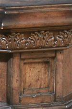 Foilage Carving