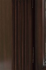 Fluted Pilasters