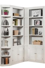 Wall Units Can Be Customized To Accommodate Corners