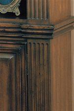 Fluted Columns Add Rich Detail
