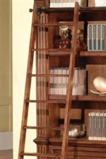 Museum Ladder and Ladder Rails Easily Added