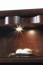 Halogen Canister Lighting System with a Dimmer Switch Provides an Added Decorative Look