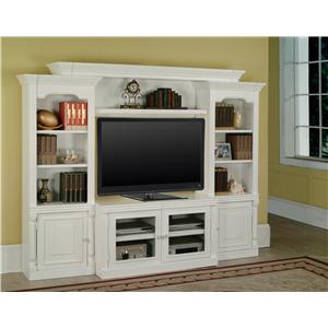 Parker House Premier Alpine Four-Piece Premier Stationary Wall Unit