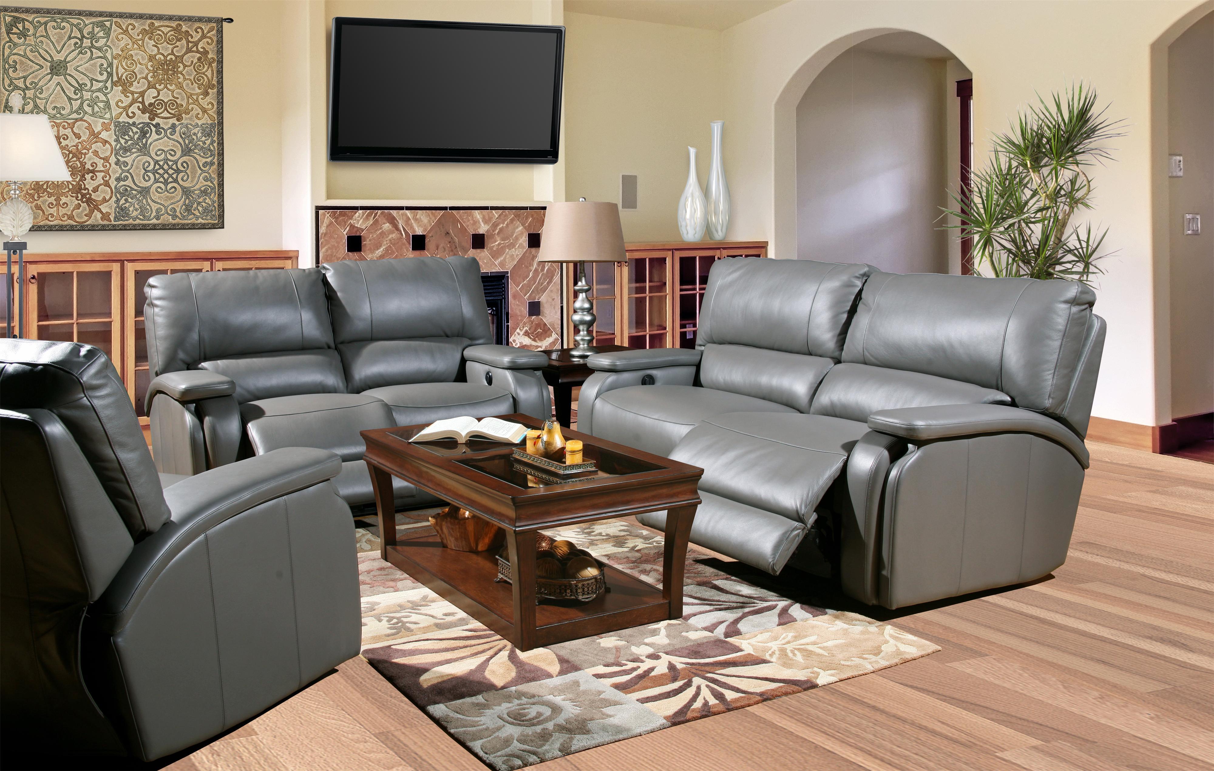 Parker Living Grisham Reclining Living Room Group - Item Number: MGRI Living Room Group