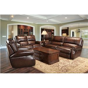 Parker Living Hawthorne Reclining Living Room Group