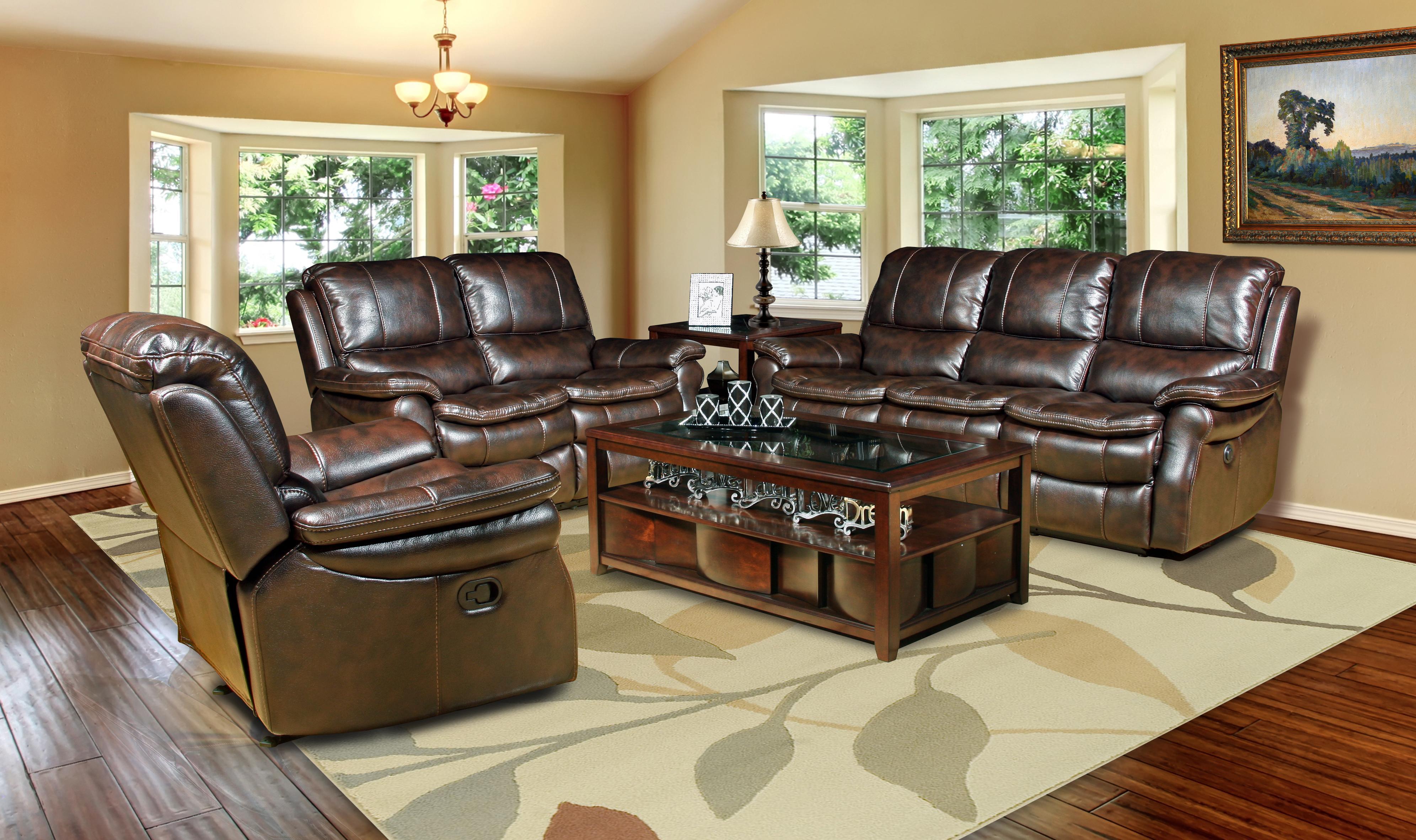 Parker Living Juno Reclining Living Room Group - Item Number: MJUN Living Room Group 1