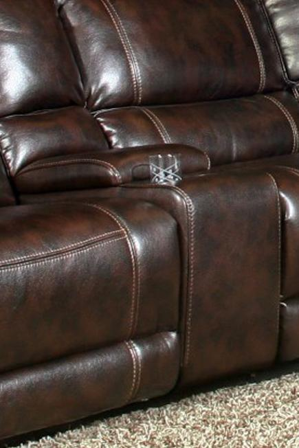 Parker Living Pegasus 5 Seater Reclining Sectional Sofa With Large Pillow Arms Wayside Furniture Sofas