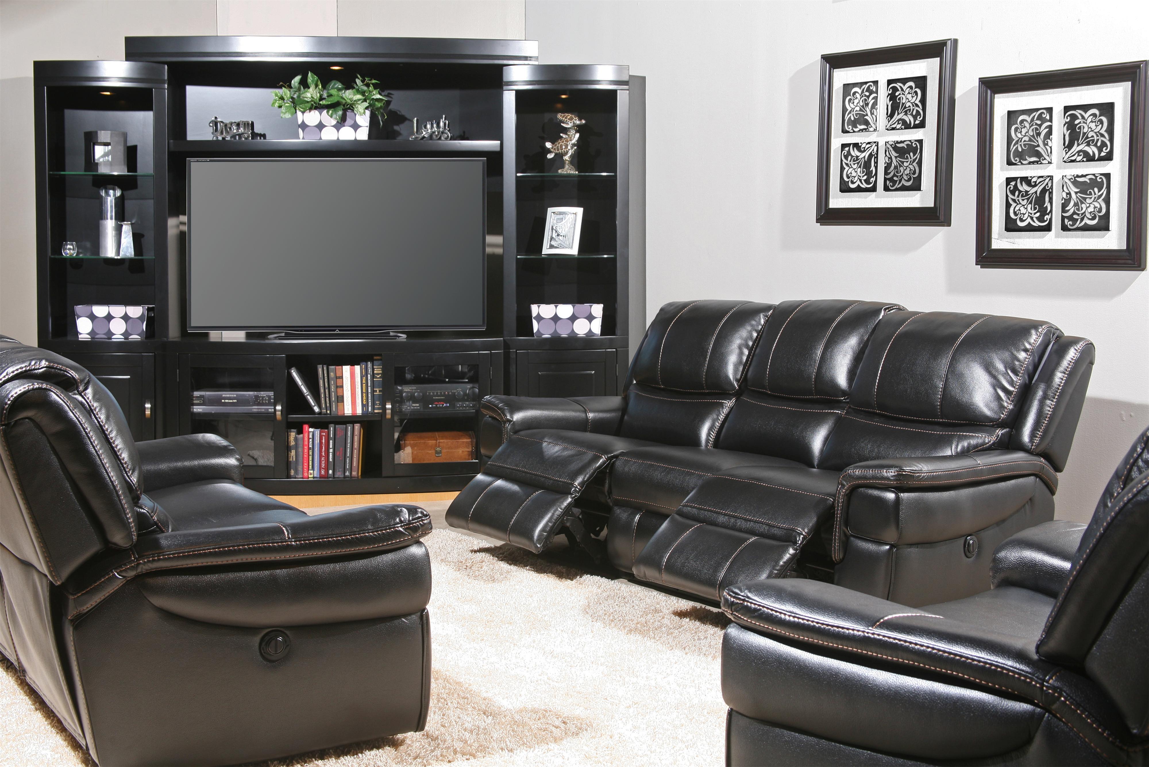 Parker Living Python Reclining Living Room Group - Item Number: MPYT Reclining Living Room Group