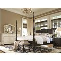 Paula Deen by Universal Paula Deen Home Queen Bedroom Group - Bed Shown May Not Represent Size Indicated