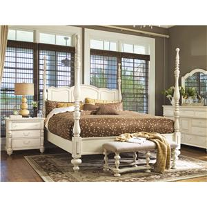Paula Deen by Universal Paula Deen Home Queen Bedroom Group