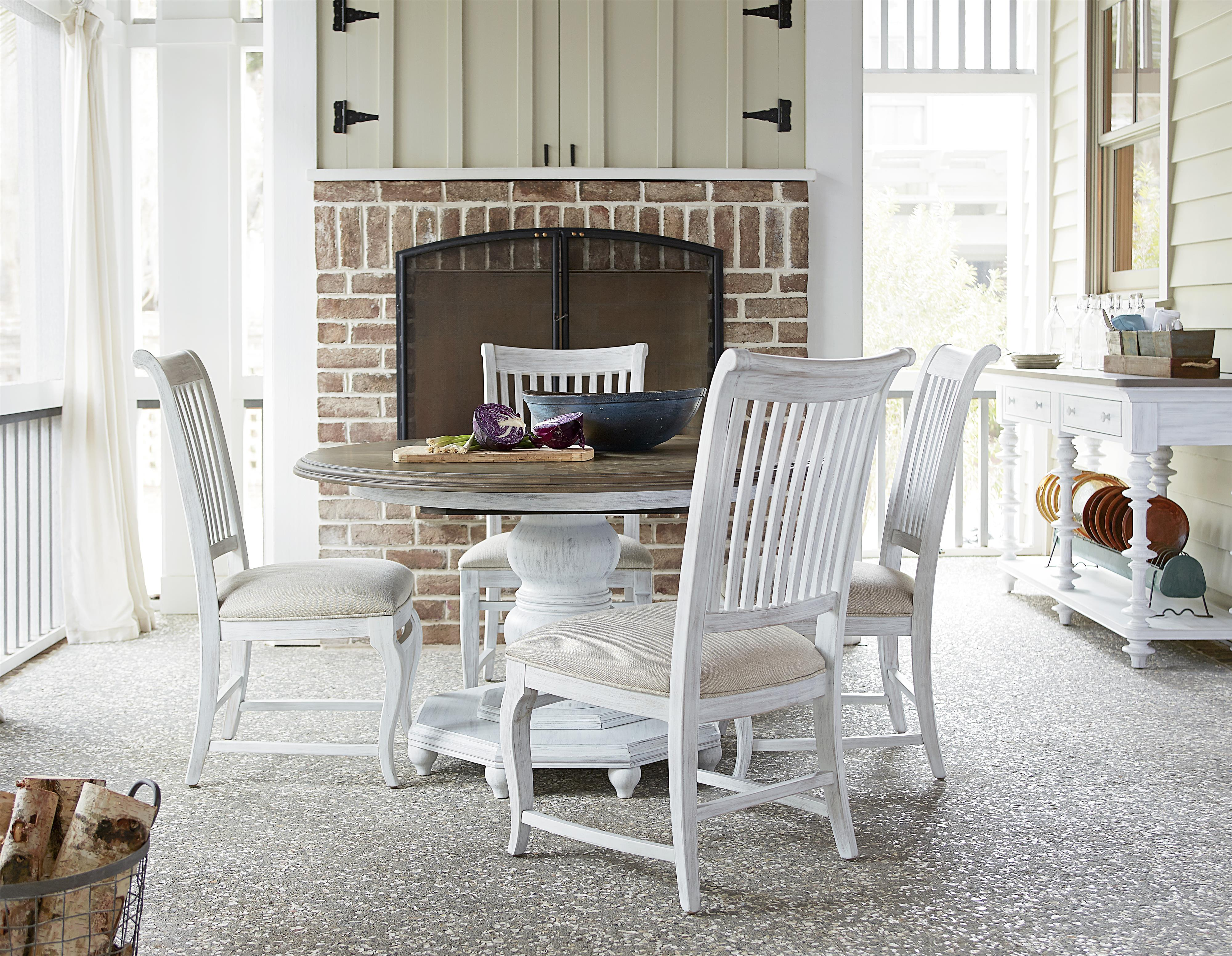 Paula Deen by Universal Dogwood Casual Dining Room Group - Item Number: 597 Dining Room Group 4