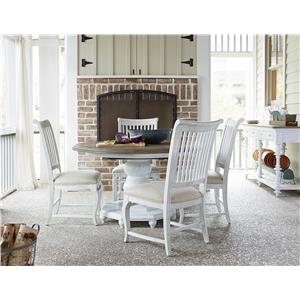 Universal Dogwood Casual Dining Room Group