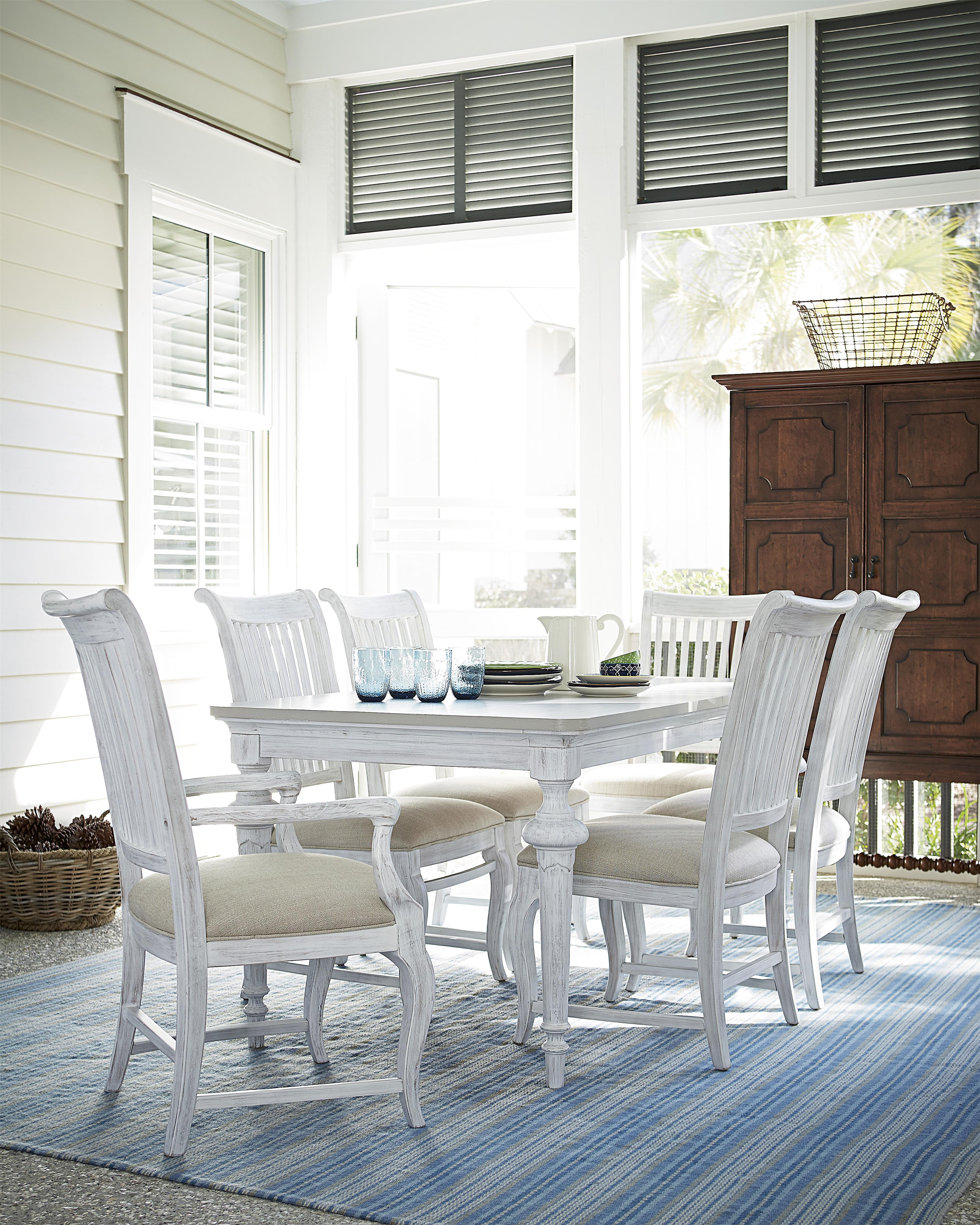 Paula Deen by Universal Dogwood Formal Dining Room Group - Item Number: 597 Dining Room Group 1