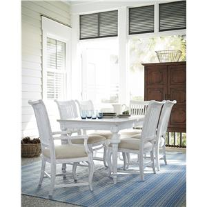 Universal Dogwood Formal Dining Room Group
