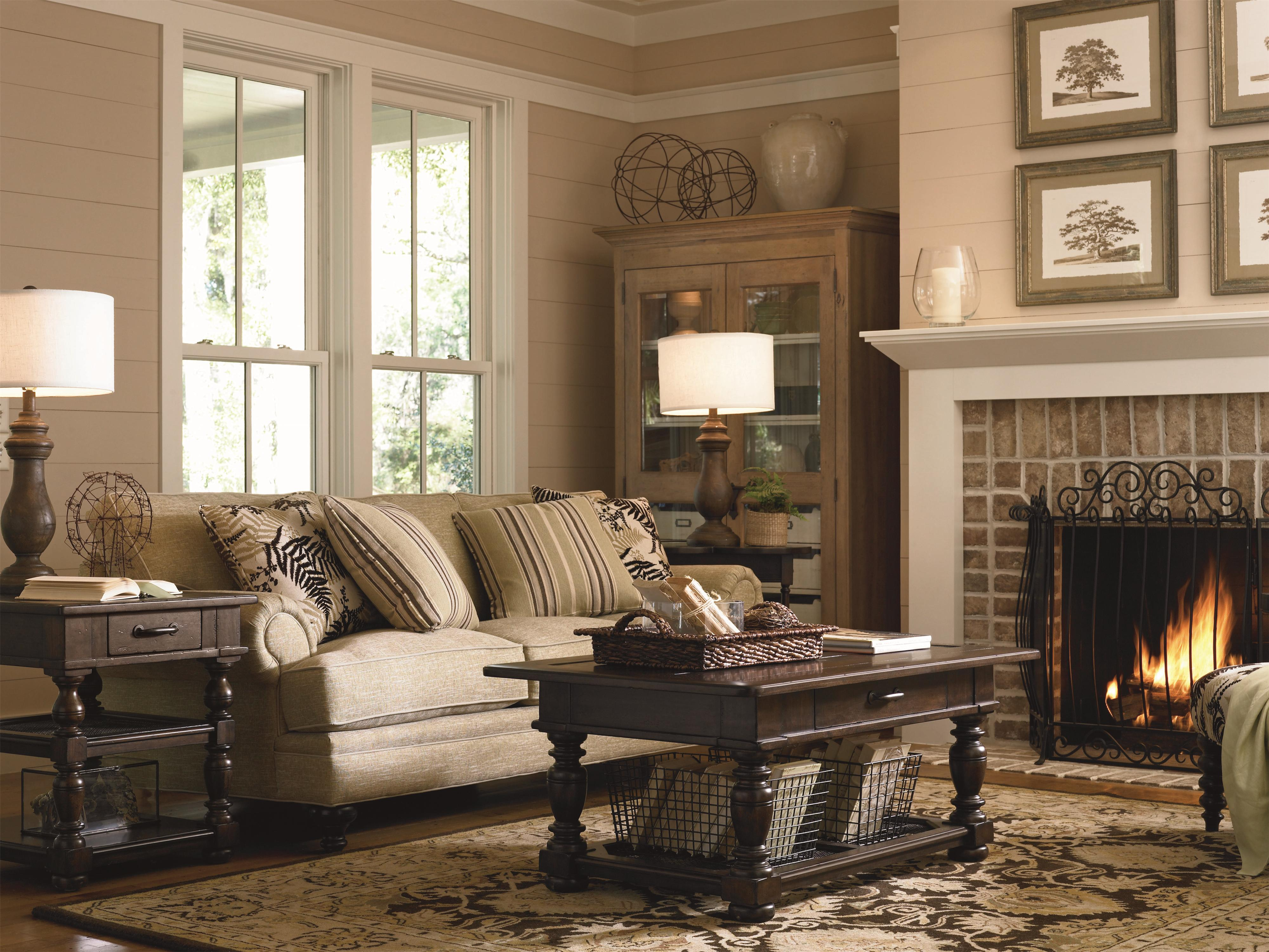 Down Home 192 By Paula Deen By Universal Powell S Furniture And