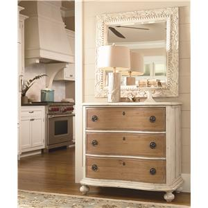 Universal Down Home Paula's Favorite Chest with 3 Drawers