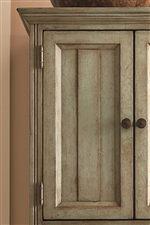 Plank Panel Style Doors