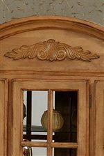 Carved Crown Detail