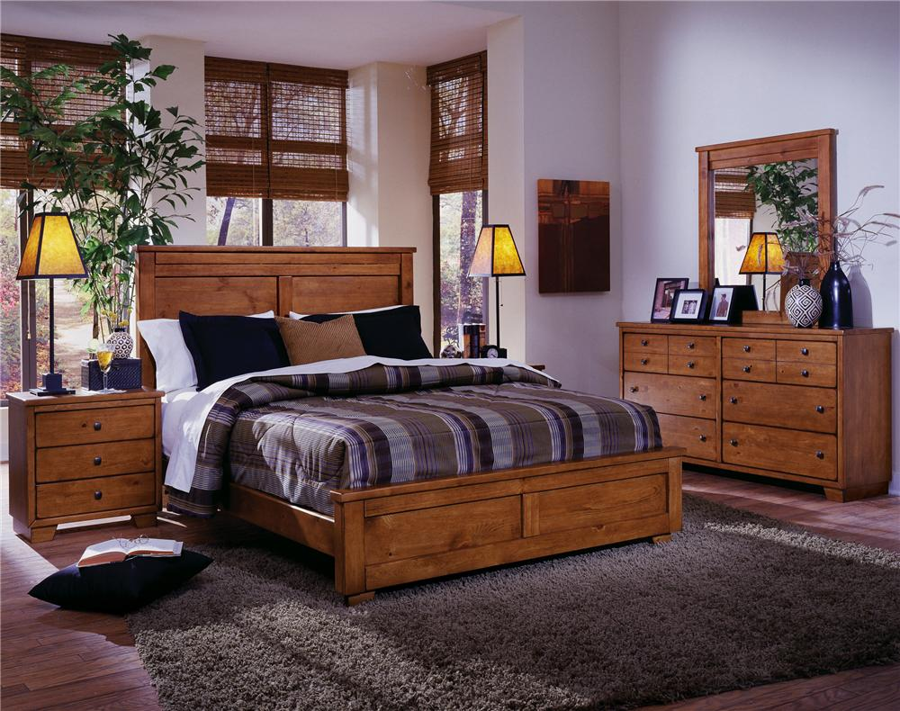 Progressive Furniture Diego Queen Bedroom Group - Item Number: 61652 Q Bedroom Group 2